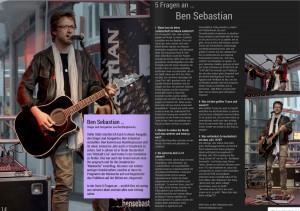 Ben Sebastian